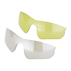 BBB Select BSG-43 Sonnenbrille weiß/rauchblau